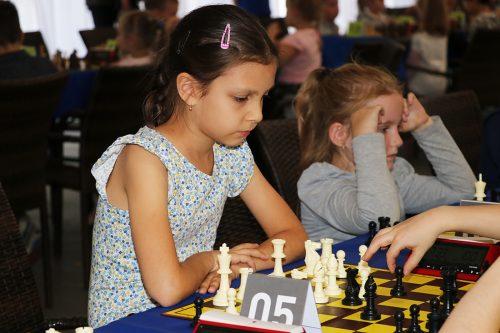 Дария Скоморощенко - победитель Кубка Черной пешки в турнире В.