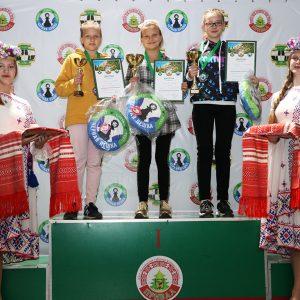 Семенова Анна - 1 место на Кубке Черной решки среди девочек до 11 лет