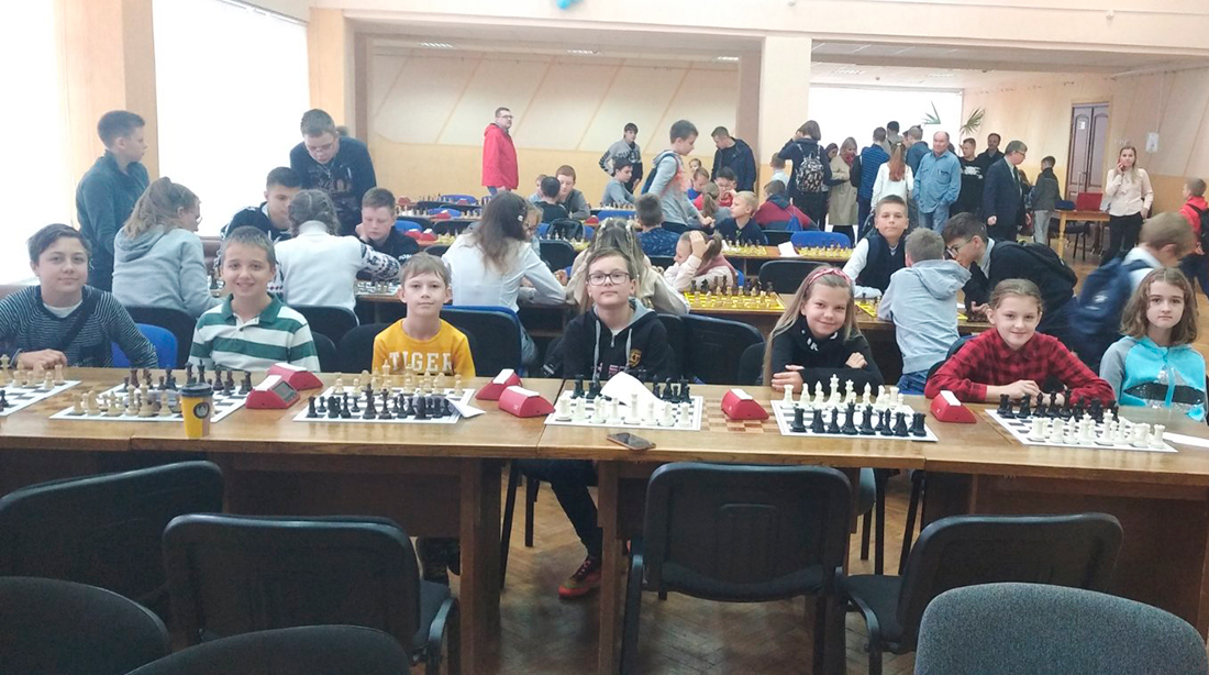 "Команда школы шахмат ""Ферзь"""