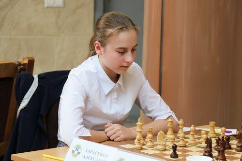 Александра Тарасенко