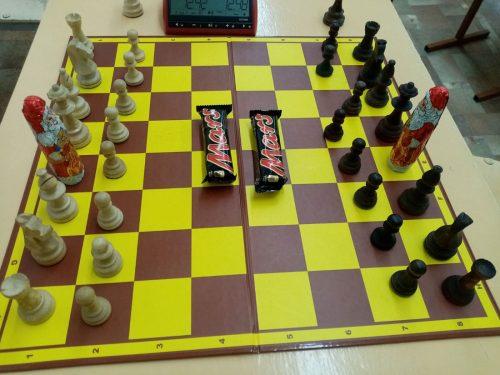 Рождественские-шахматы